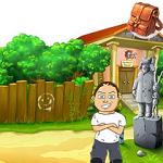 Пример визуальной новеллы на Аперо - новый текстовый квест от Агент007. Играть онлайн.