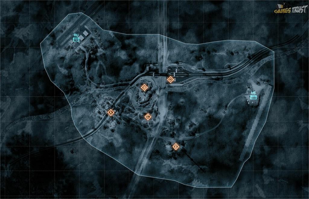 Текстовый квест Интерактивная карта