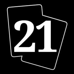 Текстовый квест Black Jack (21)