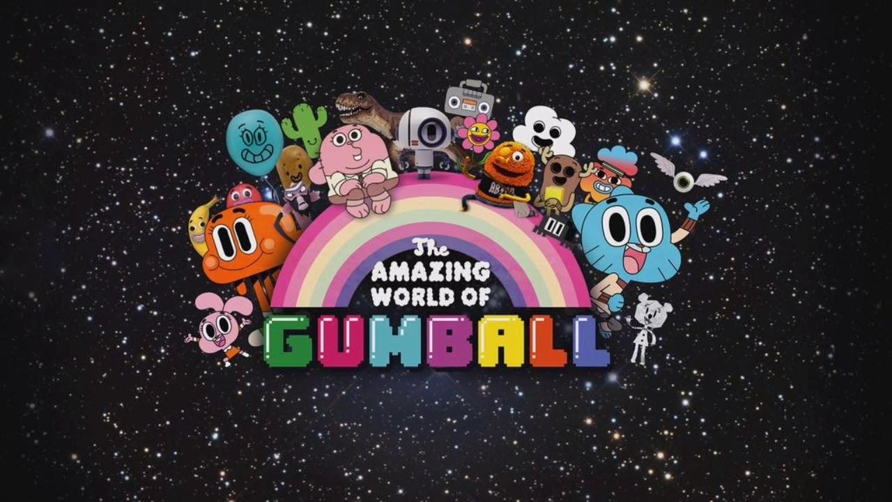Текстовый квест The AMAZING world of Gumball