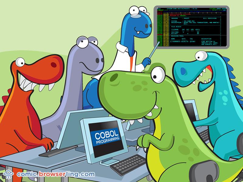 Текстовый квест Анекдоты про программистов
