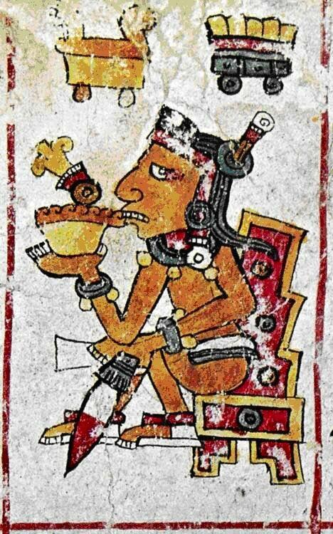 Текстовый квест Ацтеки и компания